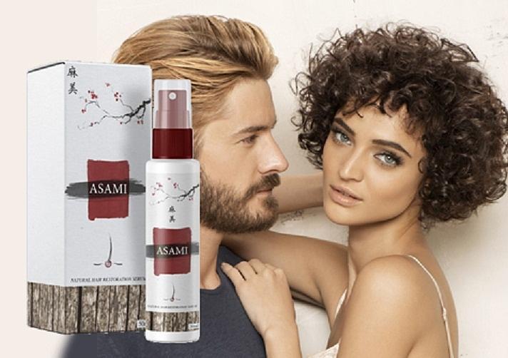 Asami Hair Growth alkalmazás
